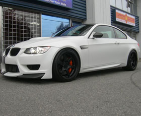 Beautifully Detailed And Heavily Modified BMW E92 M3